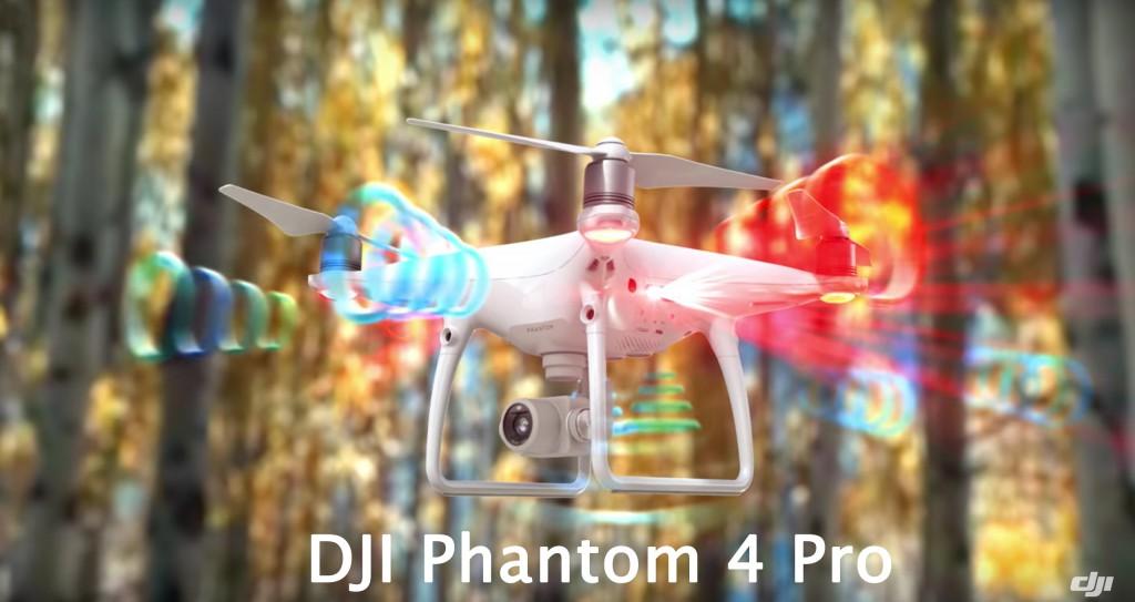 DJI Phantom 4 Pro ดีไหม