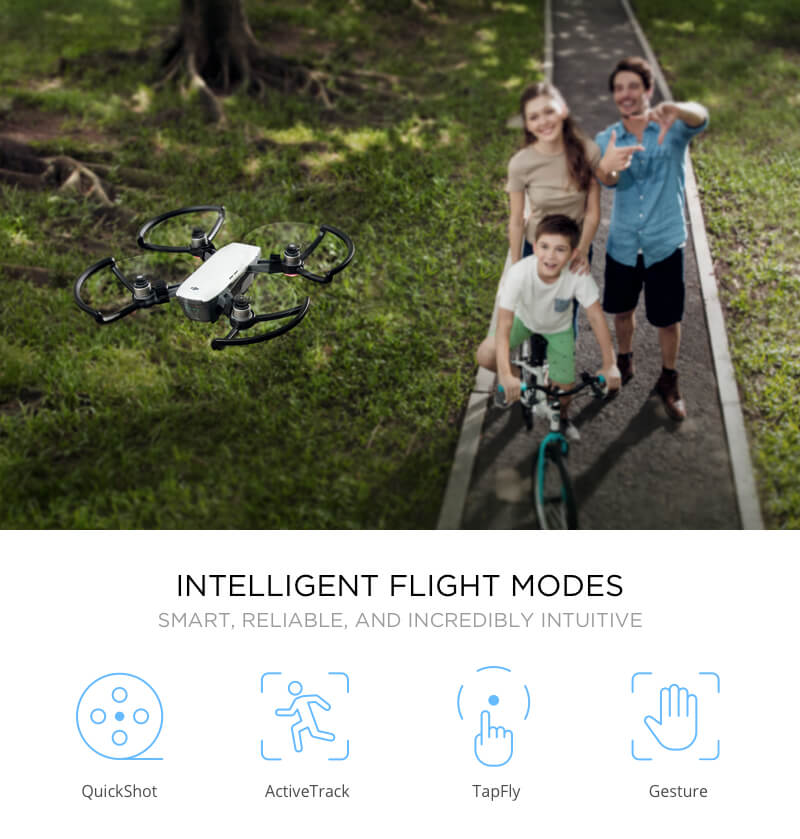 intelligent flight modes