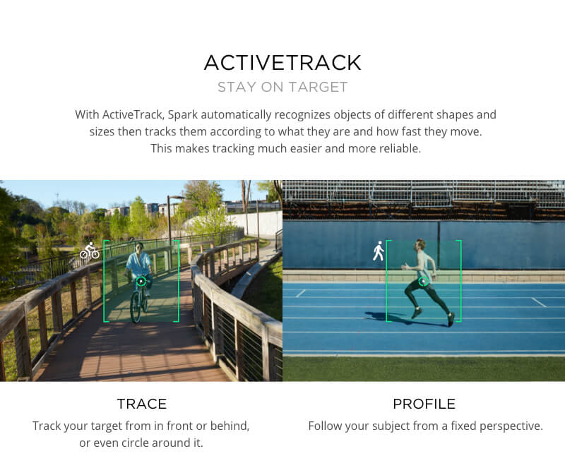 active track
