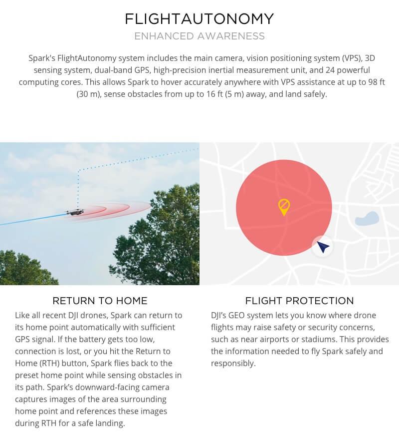 flight autonomy