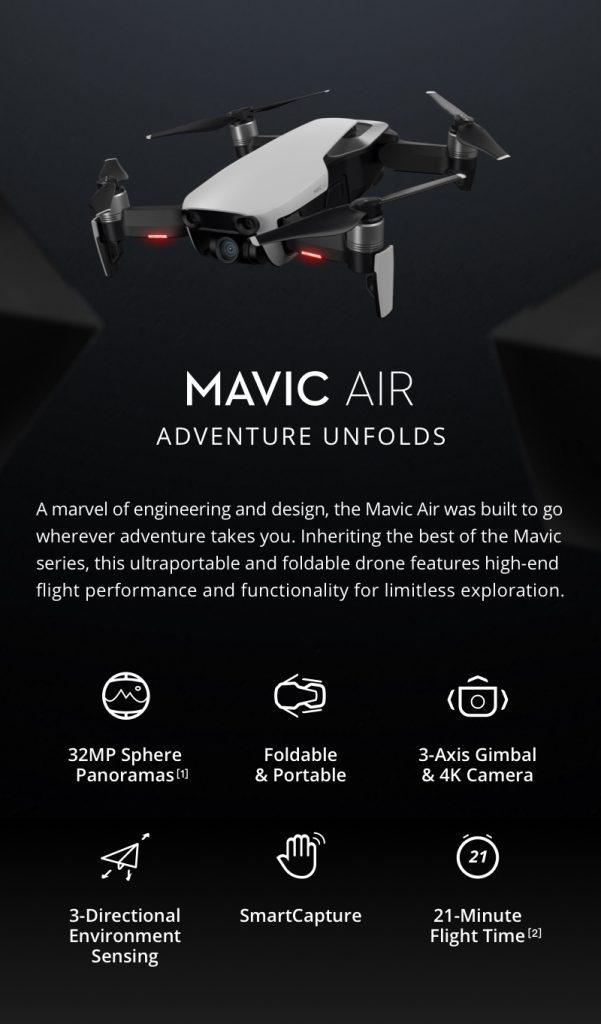 ขาย DJI Mavic Air ราคา